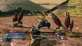 Final Fantasy XIII-2 - Enhanced Battle System Trailer