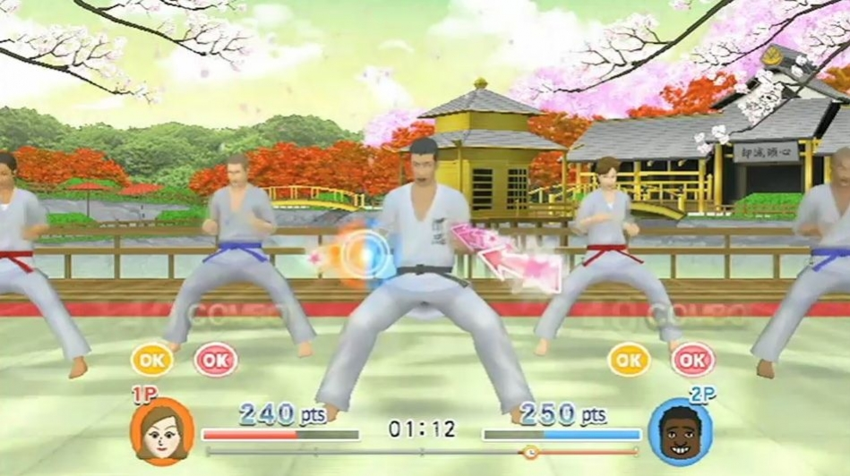 ExerBeat - Karate Trailer