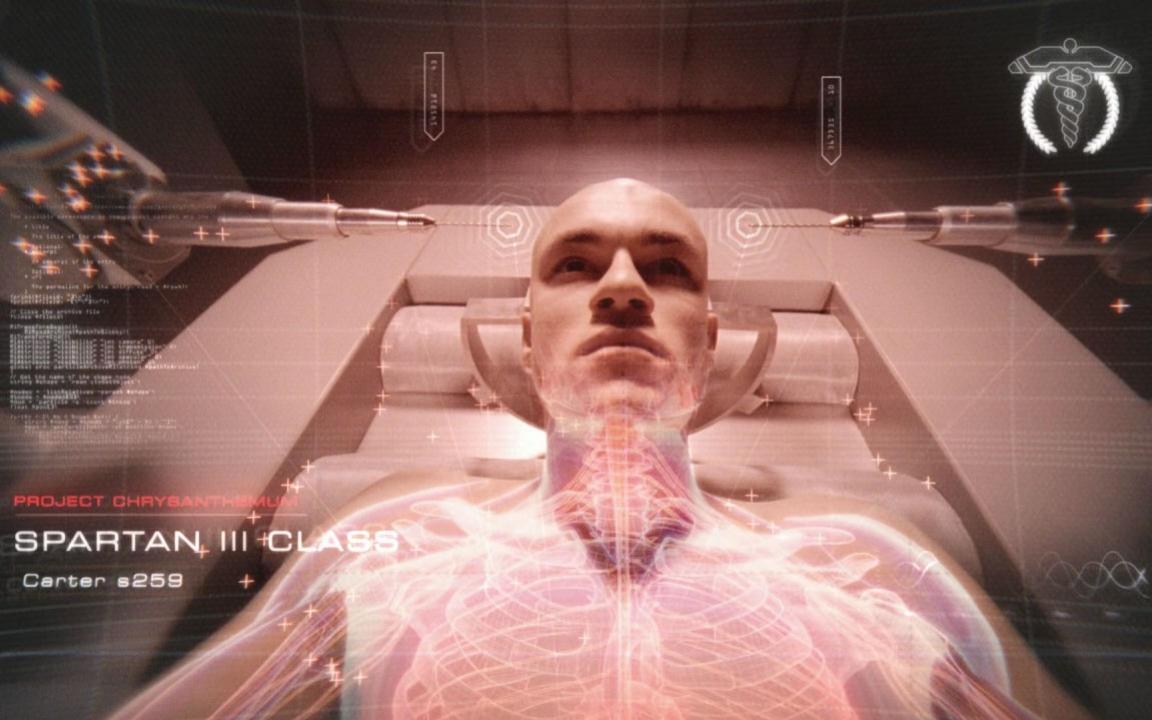 Halo: Reach - Birth of a Spartan Trailer (Extended Cut)