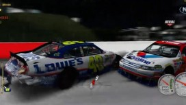 NASCAR 2011: The Game - Damage & Wrecks Video Dev Diary