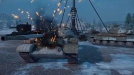 World of Tanks - Ролик к выходу игры на PS4