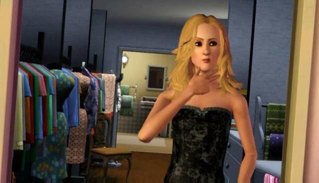 The Sims3 в большом городе