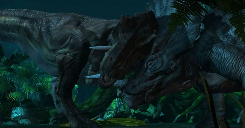 Jurassic Park: The Game - Trailer