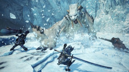 Monster Hunter World: Iceborn —9 причин играть в PC-версию
