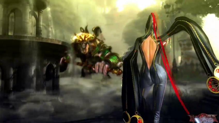 Bayonetta - Launch Trailer (русская версия)