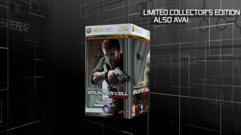 Tom Clancy's Splinter Cell: Conviction - Euro Collector's Edition Trailer