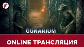 Запись стрима Conarium. Трагический финал с Леи