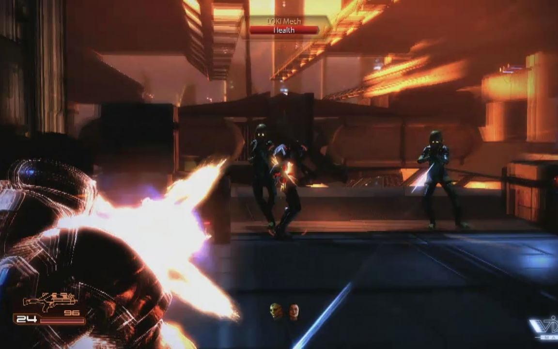 Mass Effect2 - Геймплейные кадры6