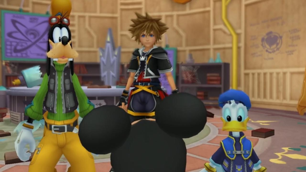 Kingdom Hearts HD2.5 ReMIX - E3 2014 Trailer