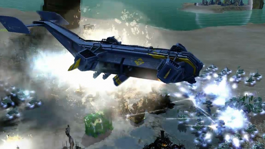 Supreme Commander 2 - AC1000 Trailer