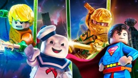 LEGO Dimensions - Build it, Mash it, Solve It!