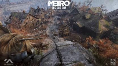 Metro: Exodus. Технодемо