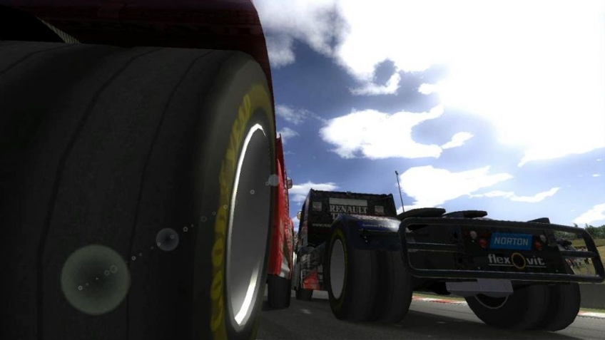 Truck Racing by Renault Trucks - Trailer
