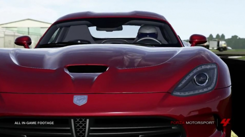 Forza Motorsport 4 - Viper Pack Trailer