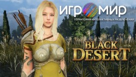 Игромир 2015 - Интервью с Gamenet. Black Desert