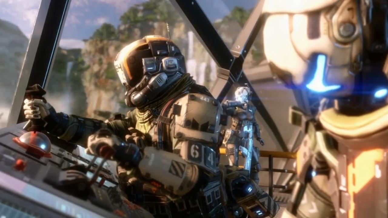 Titanfall2 - Single Player Gameplay Trailer