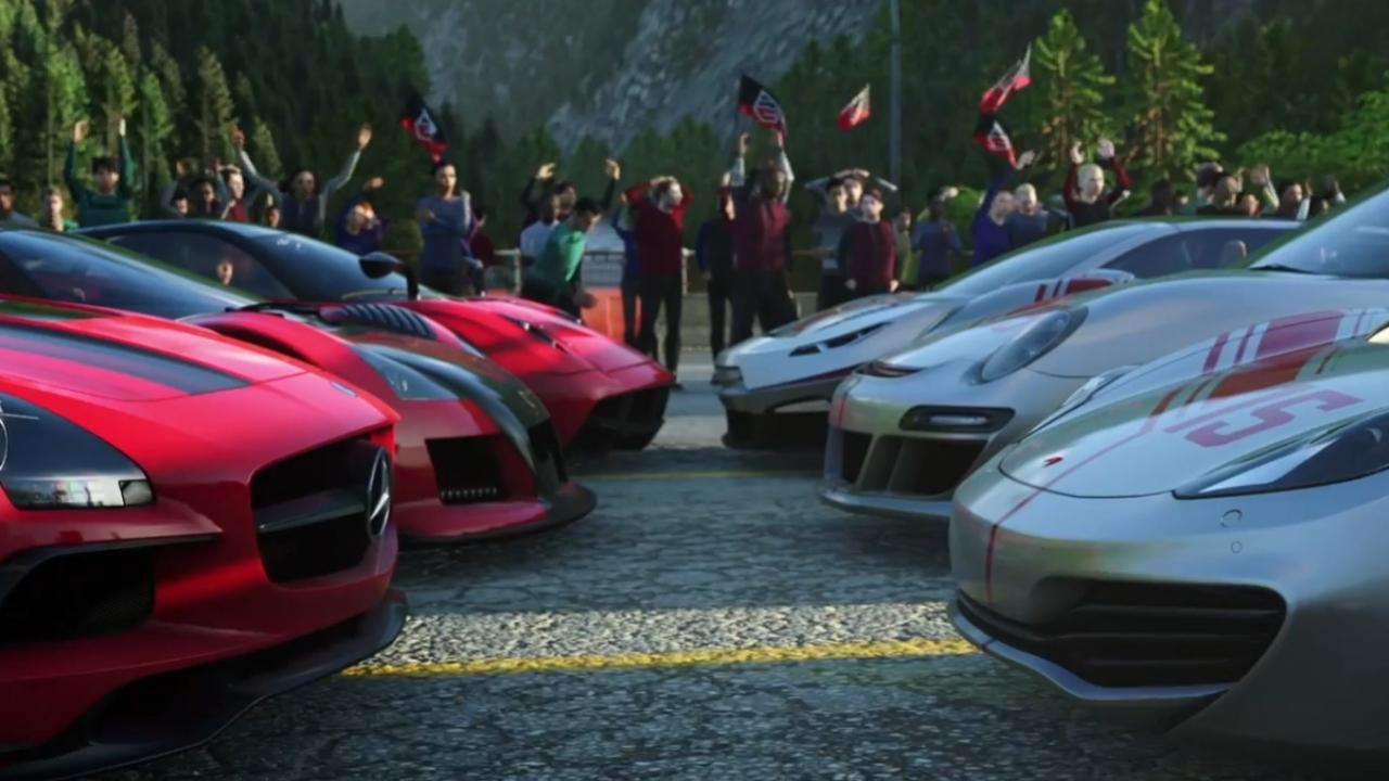 DriveClub - E3 2014 Trailer