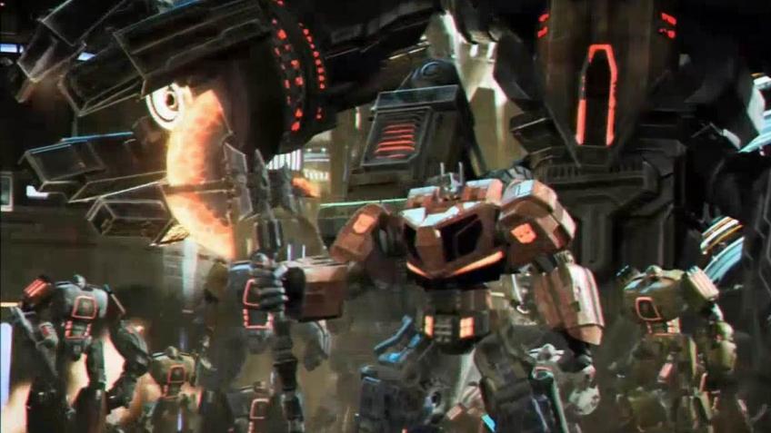 Transformers: War for Cybertron - Trailer (русская версия)
