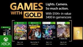 Трейлер про игры ноября для Xbox One