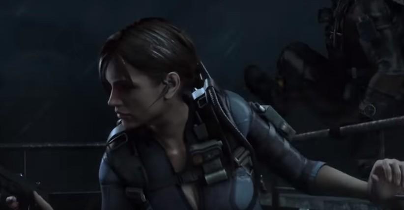 Resident Evil Revelations. Трейлер