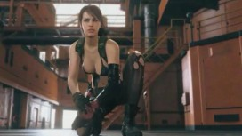 Metal Gear Solid 5: The Phantom Pain - TGS 2014 Trailer