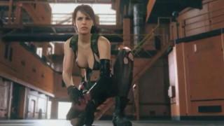 Metal Gear Solid 5: The Phantom Pain - TGS 2014 Trailer