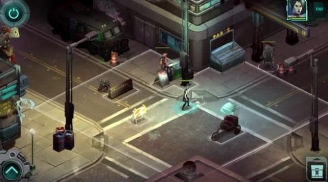 Shadowrun Returns - Alpha Gameplay Footage