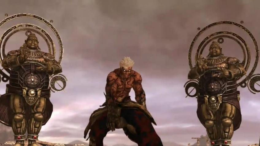 Asura's Wrath - Trailer