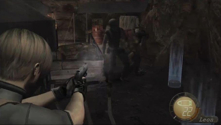 Resident Evil 4 HD - Gameplay Trailer