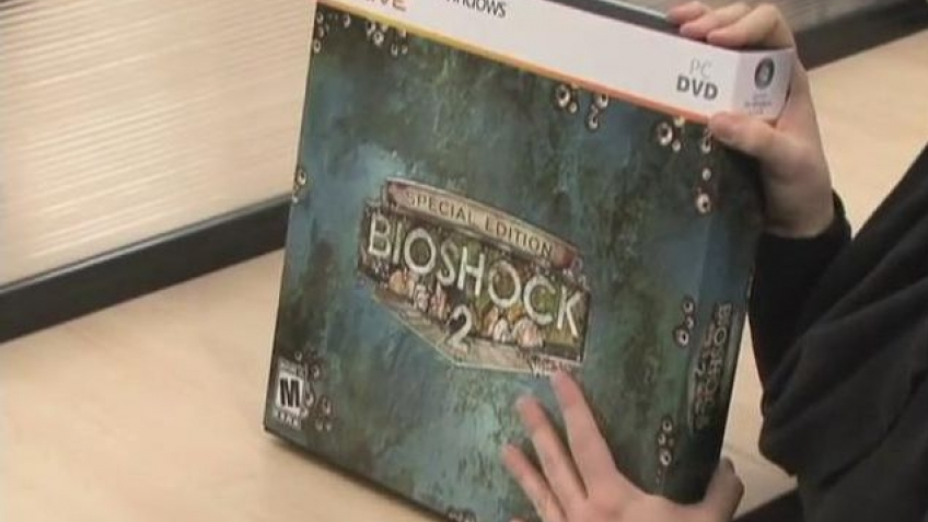 BioShock 2: Sea of Dreams - Special Edition Unboxing Trailer