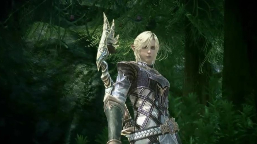 TERA: The Exiled Realm of Arborea - Archer Class Trailer