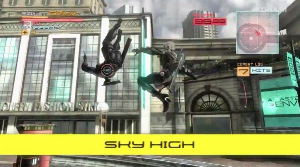 Metal Gear Rising: Revengeance - Skill Upgrades Trailer