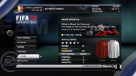 FIFA 10 - Ultimate Team Trailer 3
