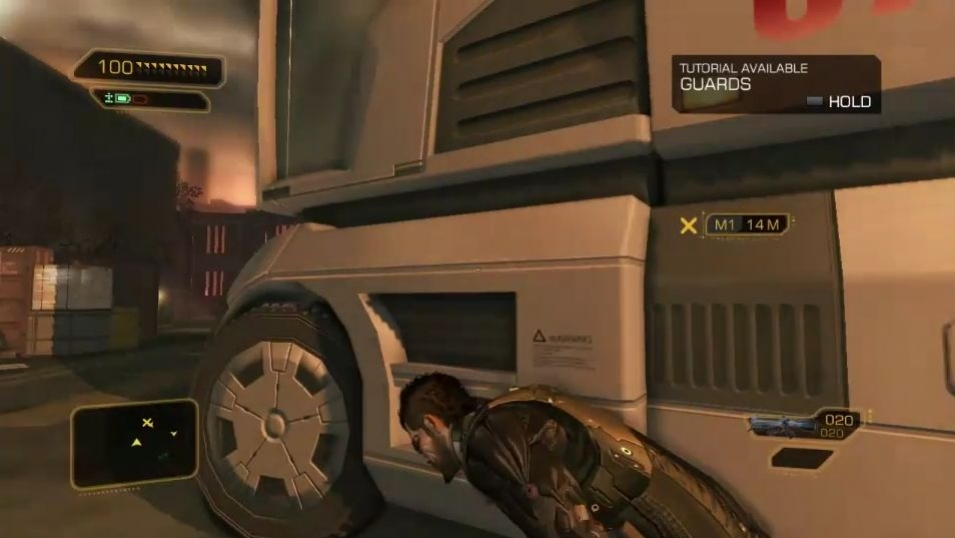 Deus Ex: Human Revolution - Multipath Gameplay Trailer