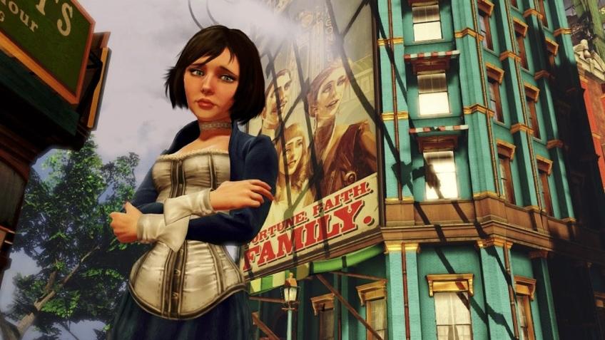 BioShock Infinite - Начало игры
