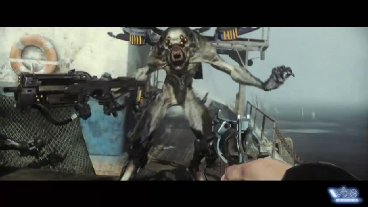 Resistance3 - VGA 2010 Trailer (русская версия)