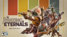 The Amazing Eternals. Трейлер