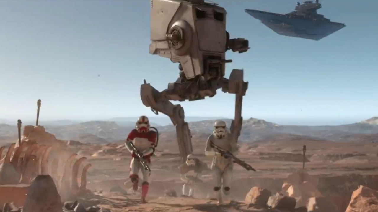Star Wars Battlefront - E3 2015 Trailer