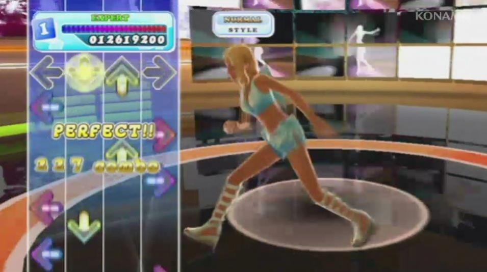 Dance Dance Revolution2 - E3 2011 Trailer