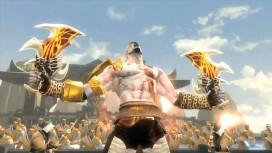 Mortal Kombat (2011) - Kratos Trailer 2 (русская версия)