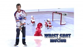 NHL Slapshot - Controls Trailer