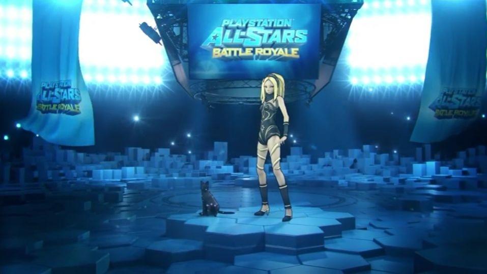 PlayStation All-Stars: Battle Royale - Kat Trailer