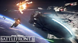 Star Wars Battlefront 2. Трейлер с gamescom 2017