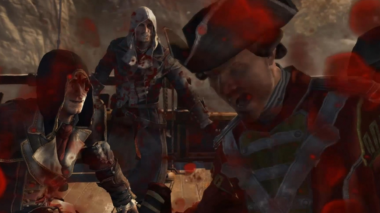 Assassin's Creed: Rogue (PC) - Начало игры