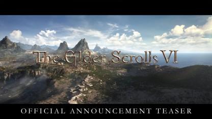 The Elder Scrolls VI. Тизер с E3 2018