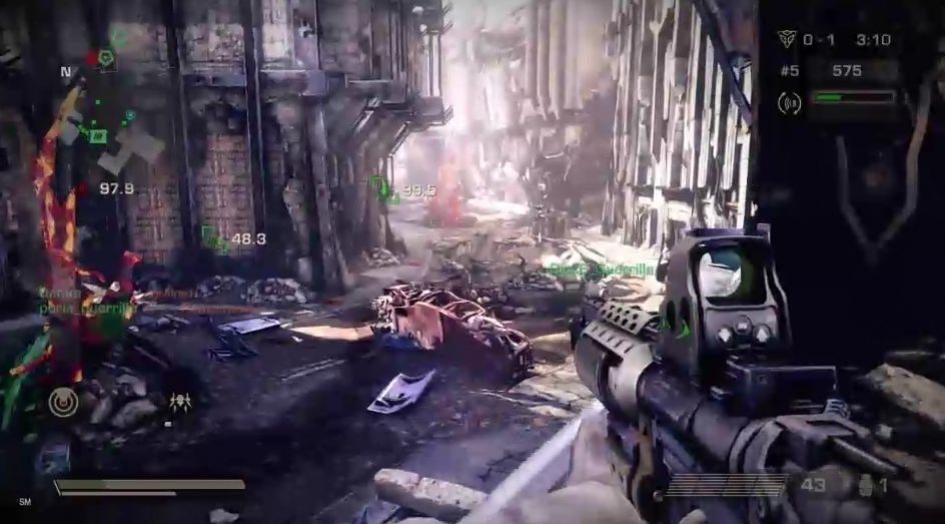 Killzone3 - Killstreak Trailer