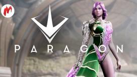 Paragon - Аврора, повелительница холода. Стрим «Игромании»