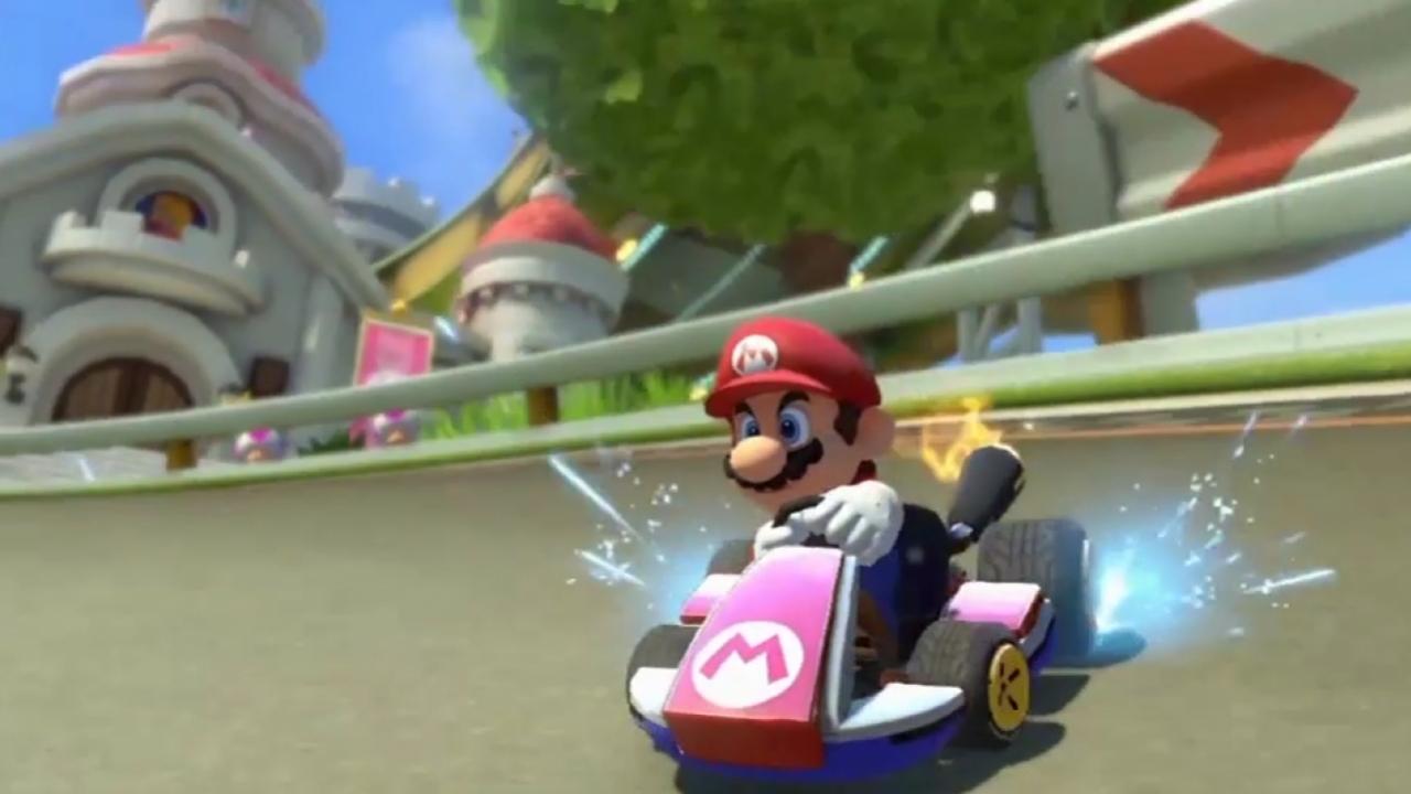 Mario Kart8 - E3 2013 Trailer