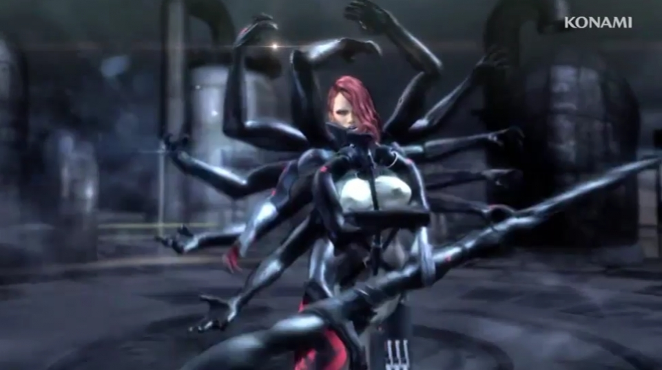 Metal Gear Rising: Revengeance - Desperado Elite Trailer