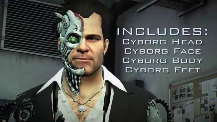 Dead Rising 2: Off The Record - Cyborg Skills Pack Trailer